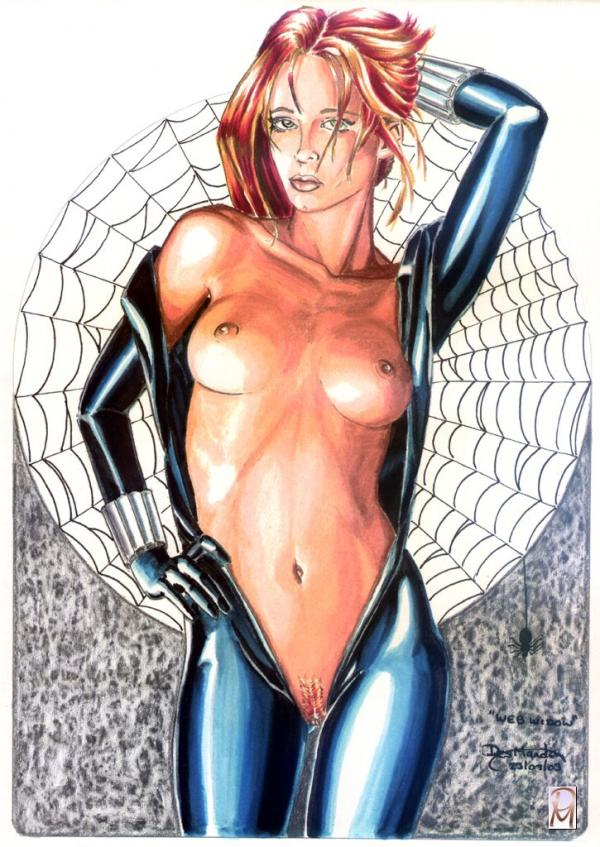 Have Spy girl marvel naked excellent