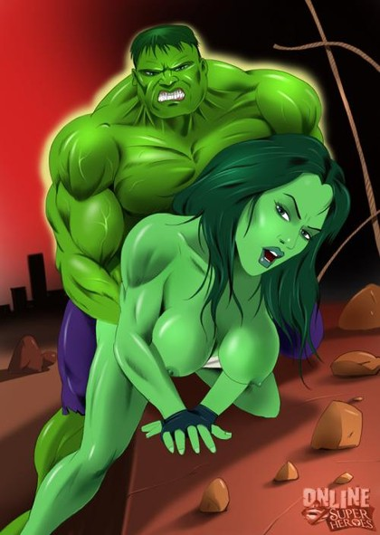 Free Marvel Cartoon Porn